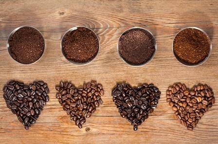 アメリカンとアメリカーノはコーヒー豆の違いです