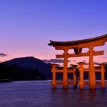 管絃祭の見所や厳島神社までの交通アクセスと神事に間に合う時間