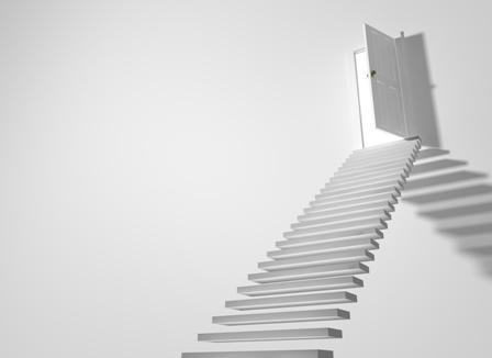 階段の夢を見た